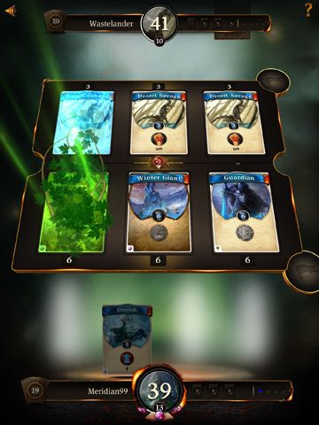 Screenshots vom Spiel Earthcore: Shattered elements für iPhone, iPad oder iPod.