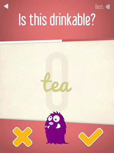 Screenshots of the Easy! A deluxe brainteaser game for iPhone, iPad or iPod.