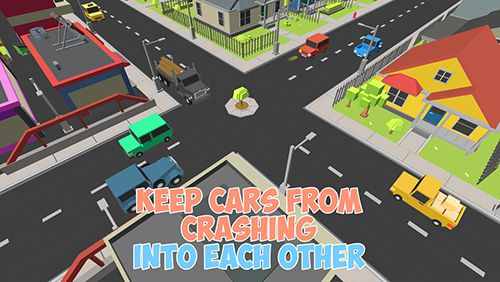 Capturas de pantalla del juego Easy driving para iPhone, iPad o iPod.
