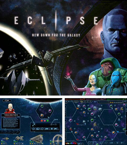 In addition to the game Glow jeweled for iPhone, iPad or iPod, you can also download Eclipse: New dawn for the galaxy for free.