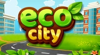 Descarga Eco ciudad  para iPhone, iPod o iPad. Juega gratis a Eco ciudad  para iPhone.