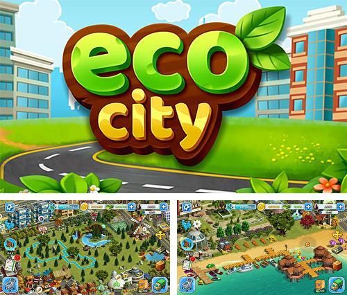 Download Eco city iPhone free game.