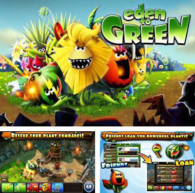 Download Eden to Green iPhone free game.