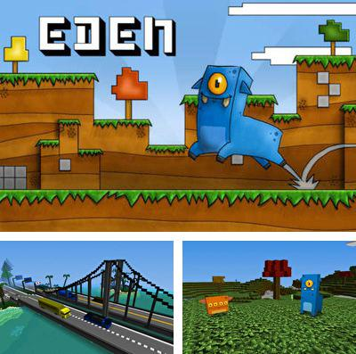 In addition to the game Zomber for iPhone, iPad or iPod, you can also download Eden World Builder for free.
