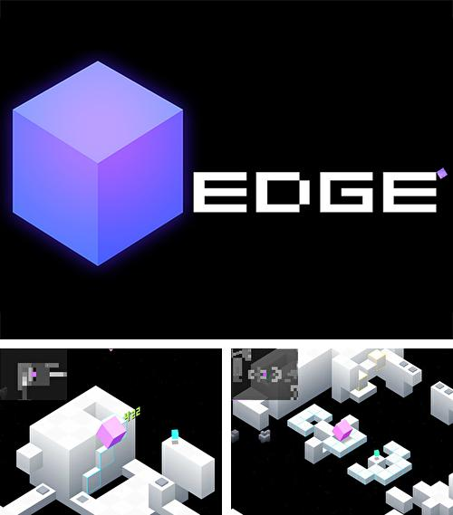 In addition to the game Angry Zombie for iPhone, iPad or iPod, you can also download Edge for free.