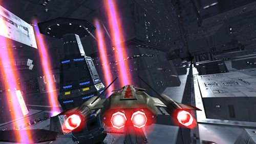 Kostenloses iPhone-Game Edge of Oblivion: Alpha Squadron 2 herunterladen.