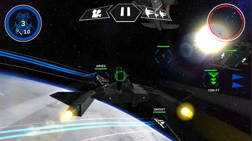 Free Edge of oblivion: Alpha squadron 2 download for iPhone, iPad and iPod.