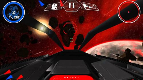Screenshots of the Edge of oblivion: Alpha squadron 2 game for iPhone, iPad or iPod.