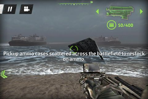 Download Edge of Tomorrow: Live, die, repeat iPhone free game.