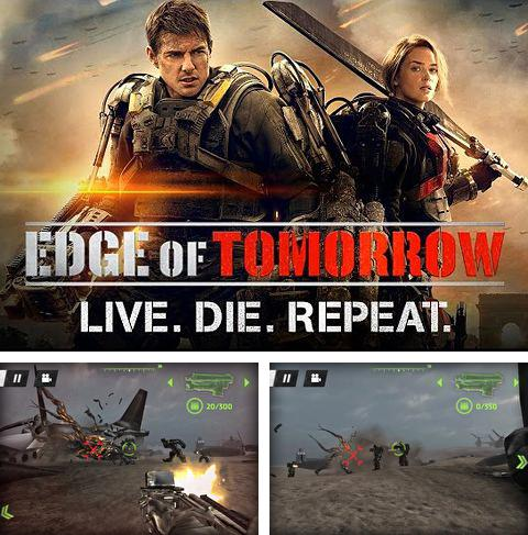 En plus du jeu Cibles  pour iPhone, iPad ou iPod, vous pouvez aussi télécharger gratuitement La facette du futur, Edge of Tomorrow: Live, die, repeat.