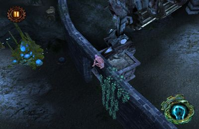 Screenshots of the Edge of Twilight - Athyr Above game for iPhone, iPad or iPod.