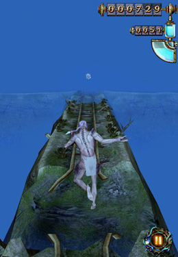 Capturas de pantalla del juego Edge of Twilight – HORIZON para iPhone, iPad o iPod.