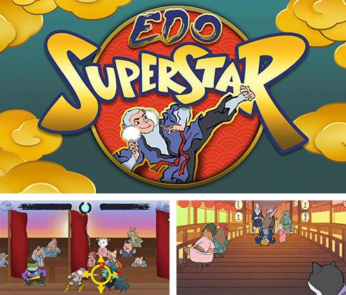 In addition to the game ACC football challenge 2014 for iPhone, iPad or iPod, you can also download Edo superstar for free.
