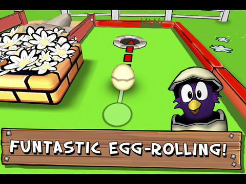 Capturas de pantalla del juego Egg Punch para iPhone, iPad o iPod.