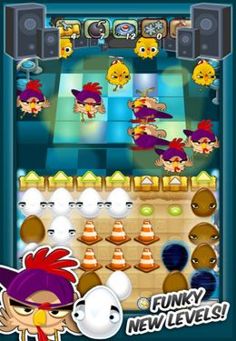 Descarga gratuita de Egg vs. Chicken para iPhone, iPad y iPod.
