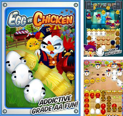 In addition to the game Angel in danger for iPhone, iPad or iPod, you can also download Egg vs. Chicken for free.