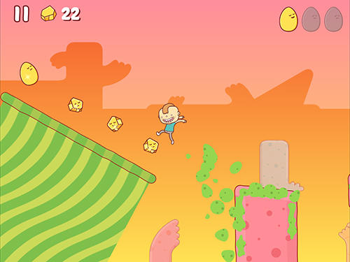 Download Eggggg iPhone free game.