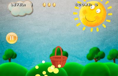 Descarga gratuita de Eggz Saver para iPhone, iPad y iPod.