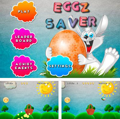 In addition to the game Mouse maze for iPhone, iPad or iPod, you can also download Eggz Saver for free.