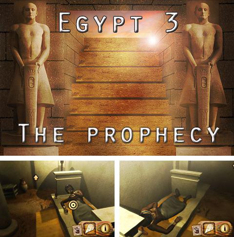 In addition to the game Snow leopard simulator for iPhone, iPad or iPod, you can also download Egypt 3: The prophecy for free.