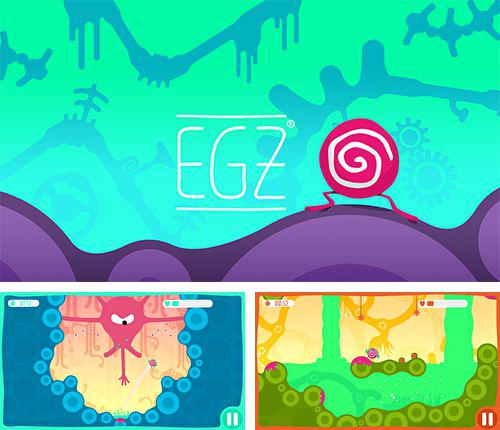 In addition to the game Zenonia for iPhone, iPad or iPod, you can also download Egz: The origin of the Universe for free.