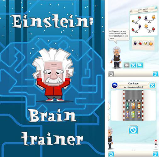 In addition to the game 3D City Run Hot for iPhone, iPad or iPod, you can also download Einstein: Brain trainer for free.