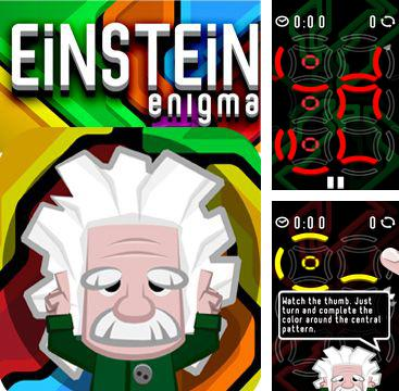 Download Einstein Enigma iPhone free game.