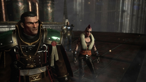 Screenshots of the Eisenhorn: Xenos game for iPhone, iPad or iPod.