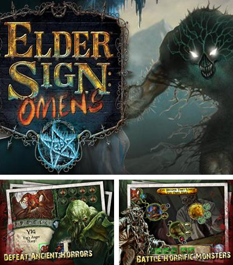 In addition to the game Gibson Shooting Training for iPhone, iPad or iPod, you can also download Elder Sign: Omens for free.