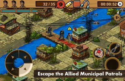 Screenshots vom Spiel ELECTRIC CITY: The Revolt für iPhone, iPad oder iPod.
