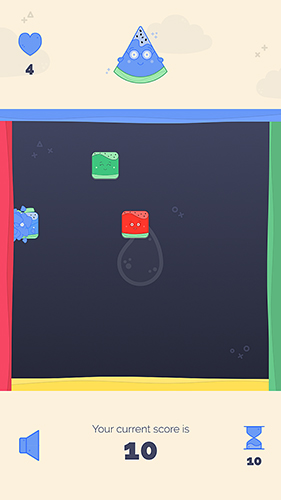 Capturas de pantalla del juego Elemelons para iPhone, iPad o iPod.