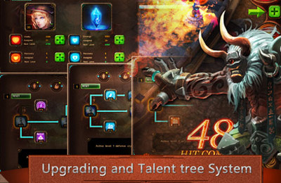 Download Elements Defender iPhone free game.