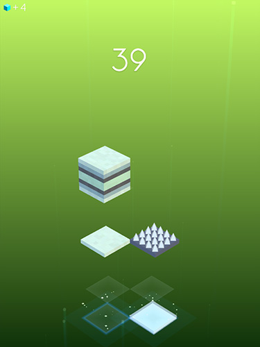 Screenshots of the Elev 8 game for iPhone, iPad or iPod.