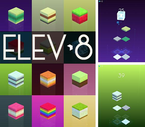 In addition to the game Splendor for iPhone, iPad or iPod, you can also download Elev 8 for free.