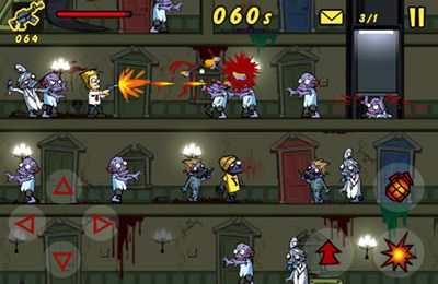Download Elevator Zombies iPhone free game.