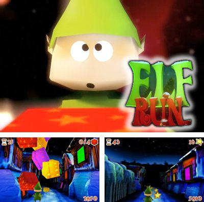 Download ELFrun iPhone free game.