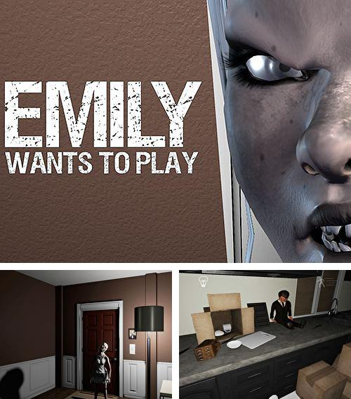 In addition to the game Hungry Shark Evolution for iPhone, iPad or iPod, you can also download Emily wants to play for free.