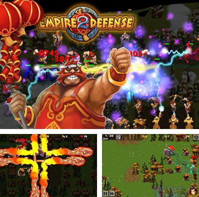 除了 iPhone、iPad 或 iPod 游戏,您还可以免费下载Empire Defense 2, 帝国塔防2。