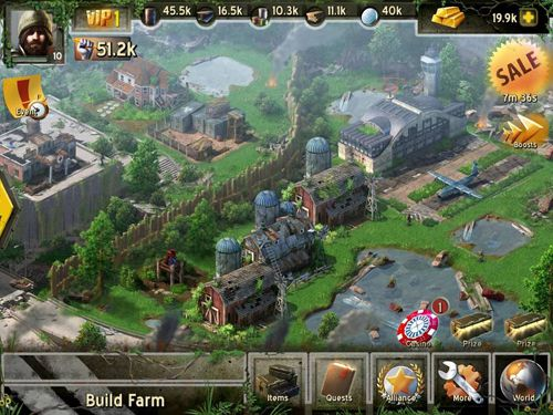 Screenshots of the Empire Z game for iPhone, iPad or iPod.