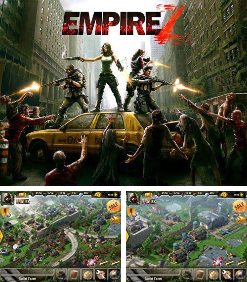 In addition to the game Elevator Zombies for iPhone, iPad or iPod, you can also download Empire Z for free.
