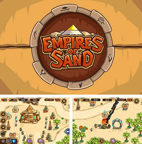 In addition to the game The Inner World for iPhone, iPad or iPod, you can also download Empires of sand for free.