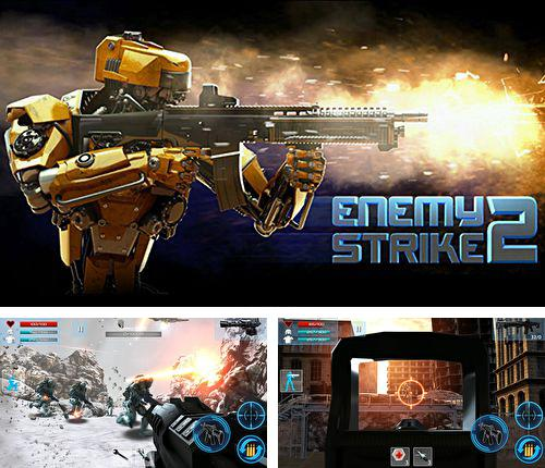 In addition to the game AntiSquad for iPhone, iPad or iPod, you can also download Enemy strike 2 for free.