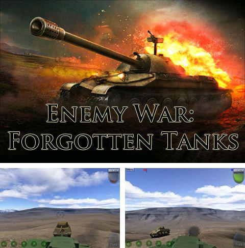 In addition to the game The treasures of Montezuma 4 for iPhone, iPad or iPod, you can also download Enemy war: Forgotten tanks for free.