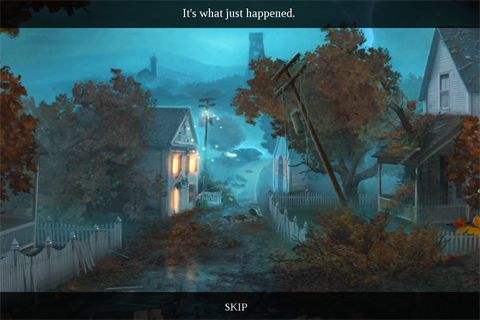 Download Enigmatis: The ghosts of Maple Creek iPhone free game.