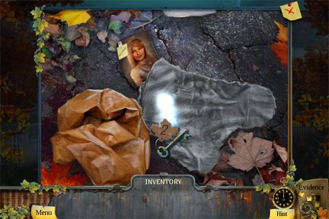 Screenshots vom Spiel Enigmatis: The ghosts of Maple Creek für iPhone, iPad oder iPod.