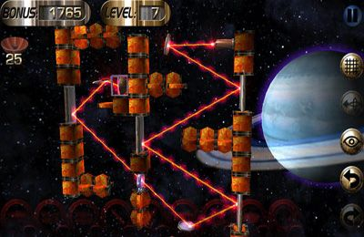 Screenshots of the Enigmo 2 game for iPhone, iPad or iPod.