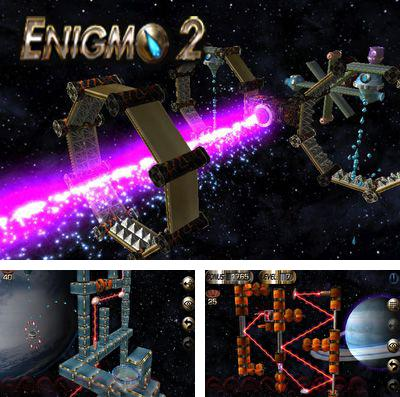 In addition to the game PerfectEsc for iPhone, iPad or iPod, you can also download Enigmo 2 for free.