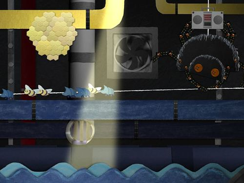 Download Ephemerid: A musical adventure iPhone free game.