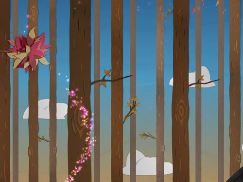 Screenshots vom Spiel Ephemerid: A musical adventure für iPhone, iPad oder iPod.