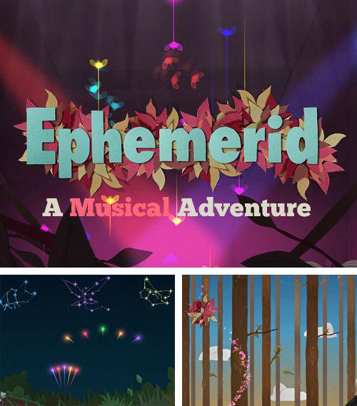 In addition to the game Optical inquisitor for iPhone, iPad or iPod, you can also download Ephemerid: A musical adventure for free.